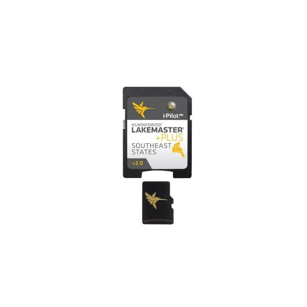 Humminbird 600023-5 LakeMaster PLUS - SouthEast States - Version 2 LakeMaster PLUS SouthEast States - Version 2