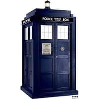 Advanced Graphics 1493 Tardis - Doctor Who