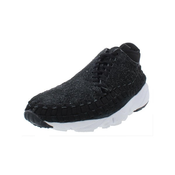 the latest 3c0ac 57350 Nike Mens Air Footscape Woven Chukka Chukka Suede Trainer