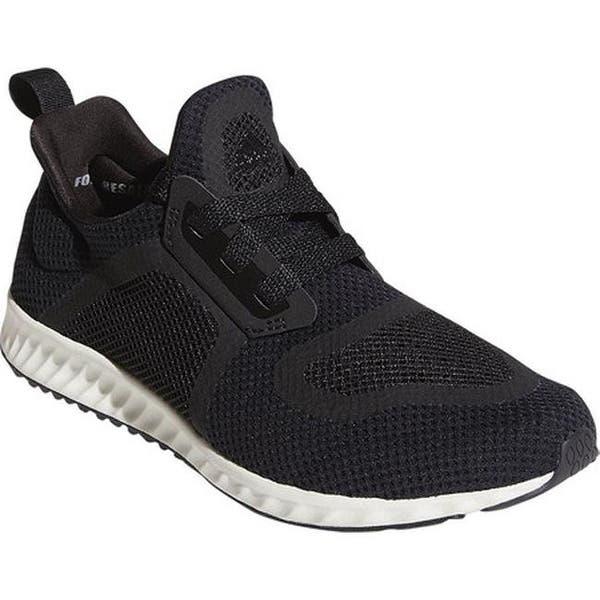 29166476a3 Shop adidas Women's Edge Lux Clima Running Shoe Black/Black/White ...
