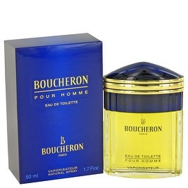 BOUCHERON by Boucheron Eau De Toilette Spray 1.7 oz - Men