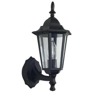 "Sunset Lighting F7800 1 Light 15.375"" Height Outdoor Wall Sconce"