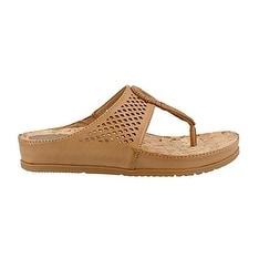 Bare Traps Womens Chinda Open Toe Casual T-Strap Sandals