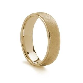 Link to Cross Matte Gold Ring 14k - 6mm Similar Items in Rings