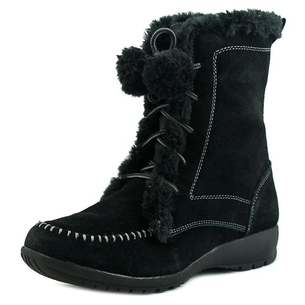 Sporto Maggie Round Toe Leather Winter Boot