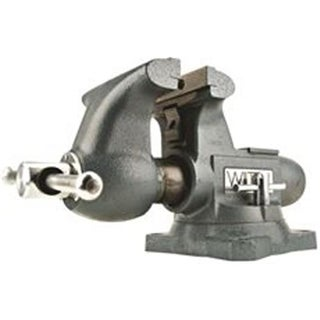 Tradesman Vise, 5.5 in. Jaw - 5 in. Jaw Opening, 3.75 in.