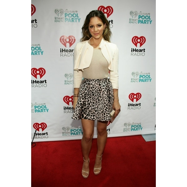 Katharine Mcphee At Arrivals For Iheartradio Summer Pool Party Caesars  Palace Las Vegas Nv May 30 2015 Photo By James AtoaEveret