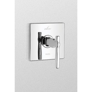 Toto TS626C2 Aimes Collection Single Handle One Way Volume Control Trim