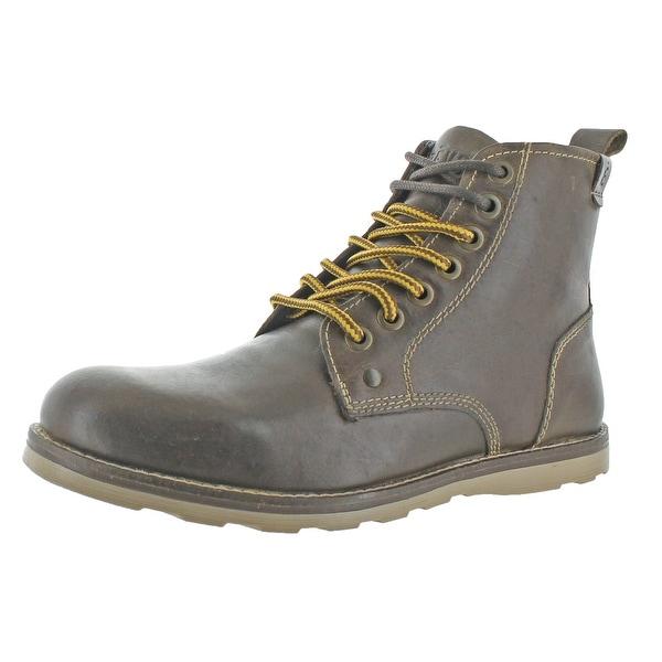 Crevo Ranger Men's Carpenter Winter Boots