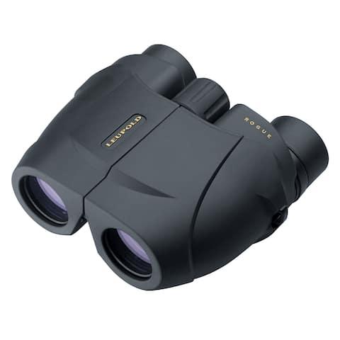 Leupold 59220 leupold 59220 bx-1 rogue 8x25mm compact porro black