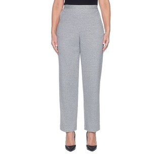 alfred dunner Misses Classic-Fit Pant