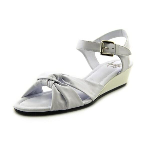 Amalfi By Rangoni Mandy Women Open Toe Synthetic Sandals