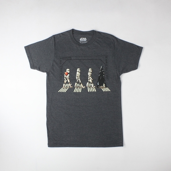60b58c9b743a Shop Star Wars Darth Vader And Stormtroopers Walking Abbey Road ...
