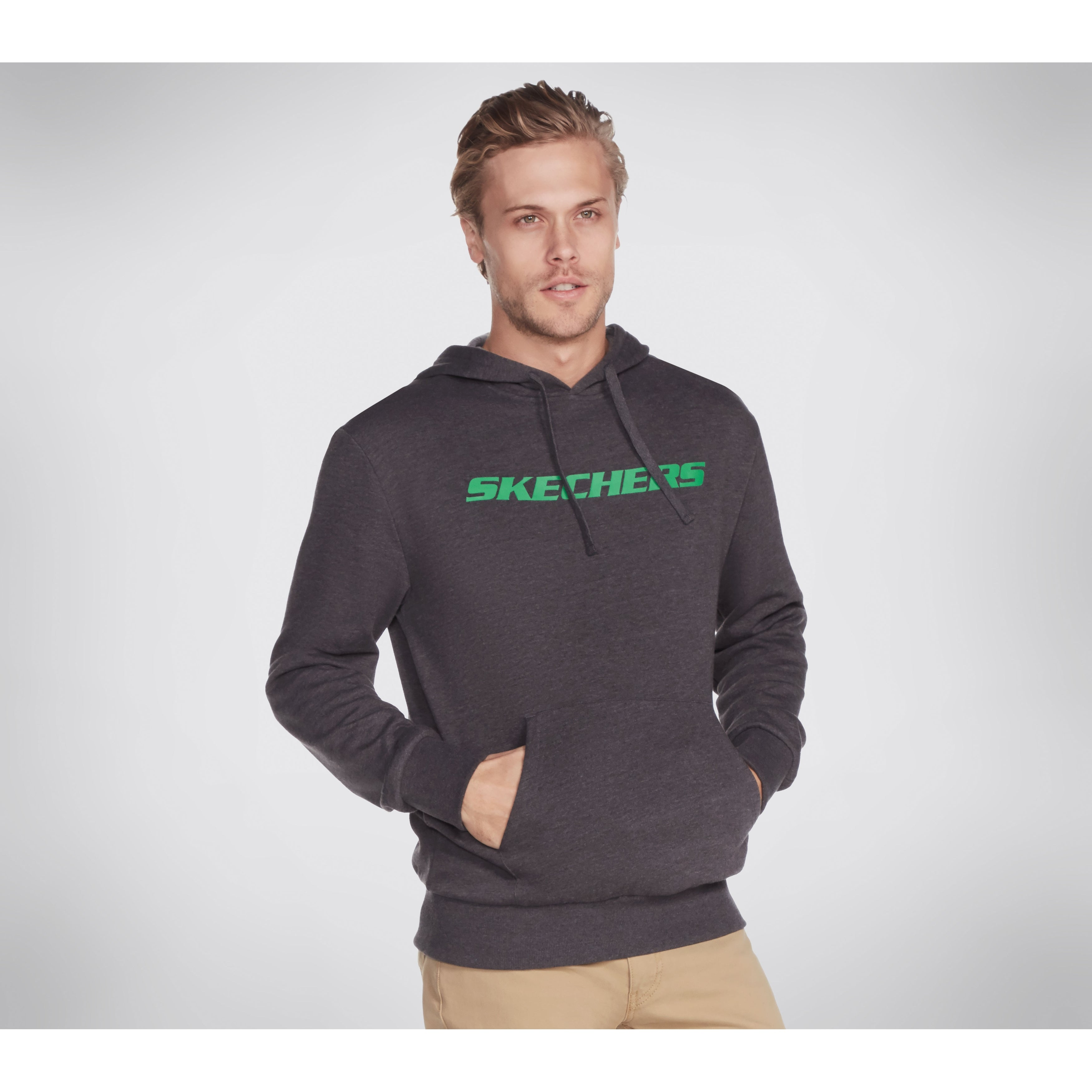 Pullover Hoodie - Charcoal