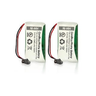 Replacement Uniden BT1008 Battery for D1680-2 / D1788-9 / DECT2080-3 Phone Models (2 Pack)