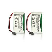 Replacement Battery for Uniden BT-1008 Battery Model (2 Pack)