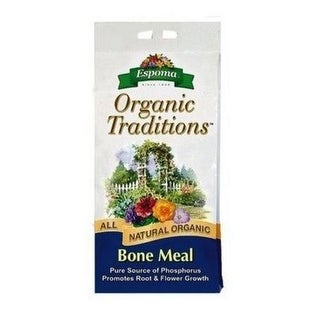 Espoma BM10 Organic Taraditions Bone Meal, 10 Lbs