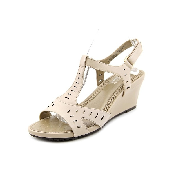 Antigravity By Easy Spirit Lula Women Taupe Sandals