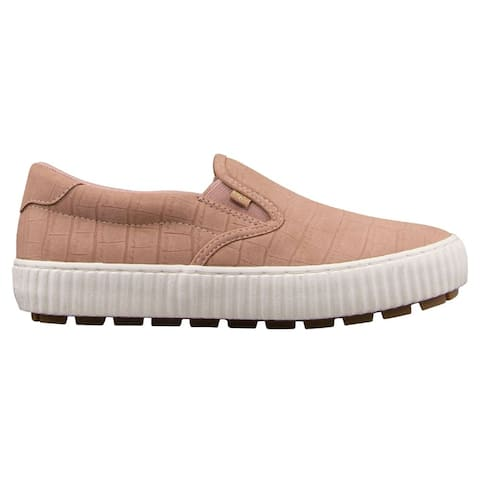 Lugz Spell Slip On Womens Sneakers Shoes Casual - Pink