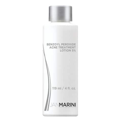 "Jan Marini Skin Research Benzoyl Peroxide Acne Treatment Solution 5% - 7'6"" x 9'6"""