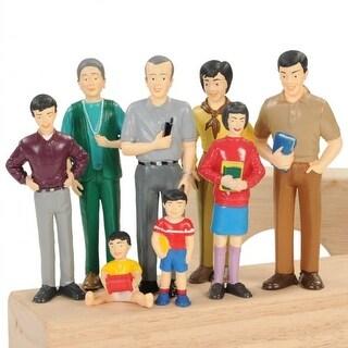 Family Play Set - Asian