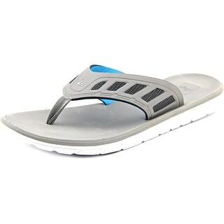 Quiksilver AG47 Flux Sandals Open Toe Synthetic Flip Flop Sandal