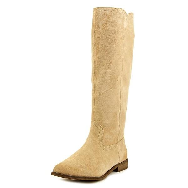Splendid Penelope Women  Round Toe Suede  Knee High Boot