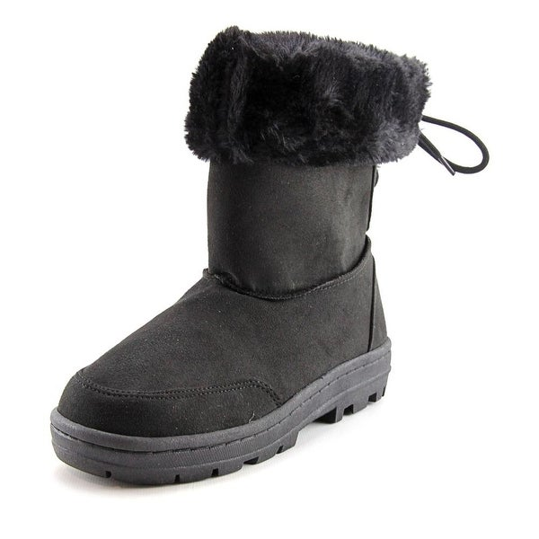 Seven Dials Oriole Round Toe Canvas Winter Boot