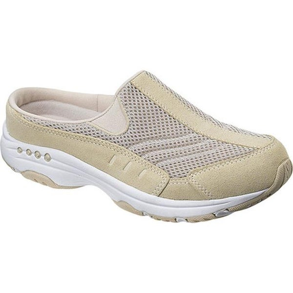 267f91241a63 Shop Easy Spirit Women s Traveltime Slip-on Light Natural - On Sale ...