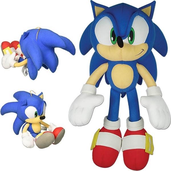 "Sonic The Hedgehog 14"" Stuffed Plush"