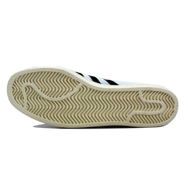 Adidas Superstar 80s Primeknit White//Black-Gold Metallic S82779 Men/'s