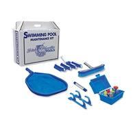 Classic Gunite Swimming Pool Maintenance Kit - Blue