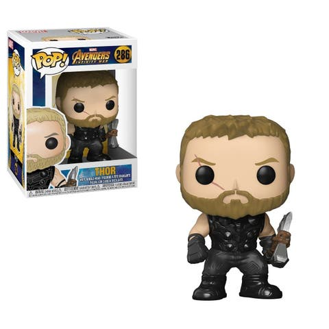 Funko Pop Marvel Avengers Infinity War-Thor Collectible Figure