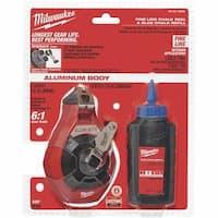 Milwaukee Elec.Tool Blu Prec Chalk N Reel 48-22-3992 Unit: EACH