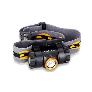 Fenix HL23 Compact Adventure Proof LED Headlamp -Gold-150 Lumen