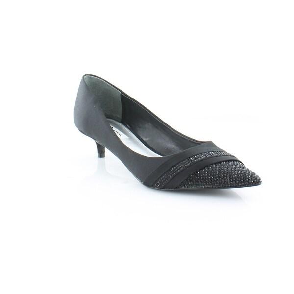 Nina Emmie Women's Heels Black Luster - 9
