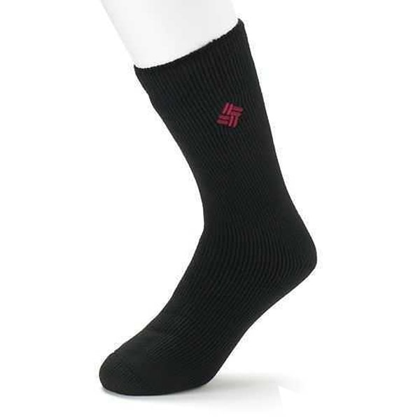 Columbia Ultimate Men's Heavy Weight Thermal Socks - shoe size 6-12