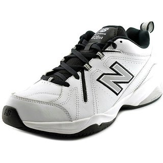 New Balance MX608 Men 2E Round Toe Leather Tennis Shoe