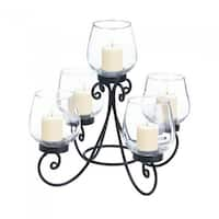 Gallery of Light 10017961 Enlightened Candle Centerpiece