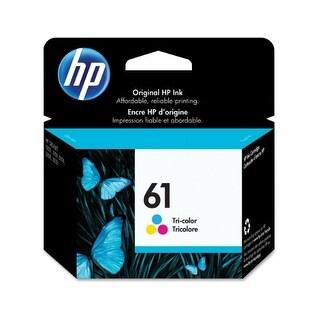 Hewlett Packard CH562WN#140 HP 61 Ink Cartridge - Cyan, Magenta, Yellow - Cyan, Magenta, Yellow - Inkjet - 165 Page - 1 Pack