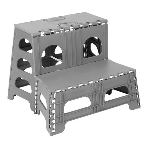 Foldable Two Step Stool, Home, Bathroom, Kitchen