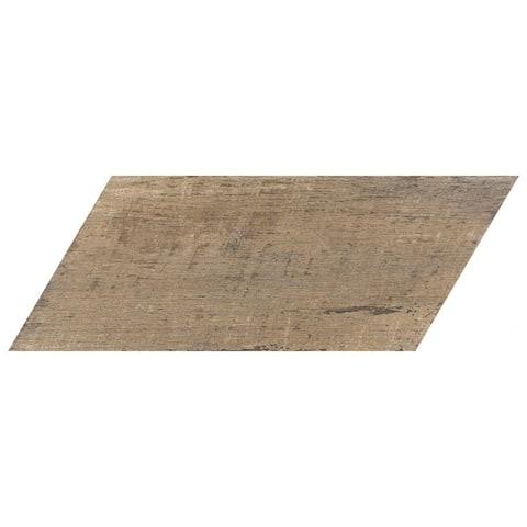 SomerTile 7.125x16.375-inch Lambris Naveta Terra Porcelain Floor and Wall Tile (13 tiles/11.07 sqft.)