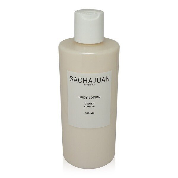 Sachajuan - Body Lotion Ginger Flower 10.14 Oz