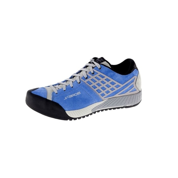Boreal Climbing Shoes Womens Lightweight Bamba Azul Blue