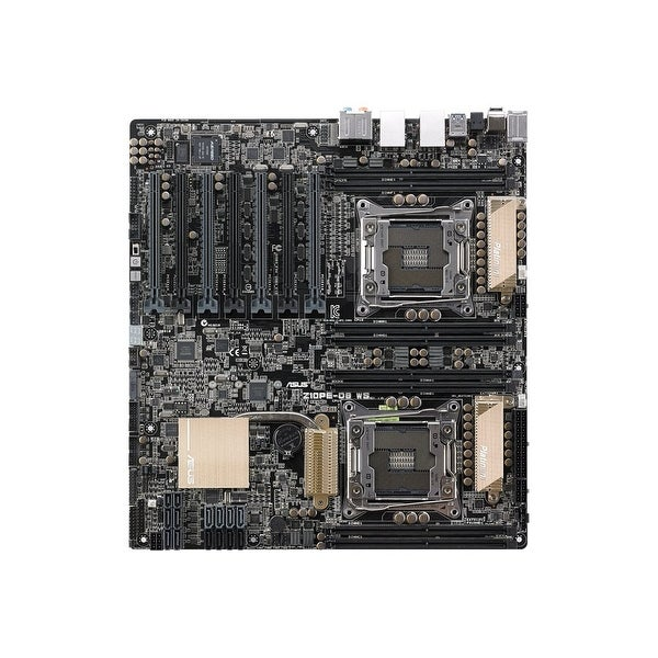 Asus Z10pe-D8 Ws High Expandable Eeb Power With Dual Cpu