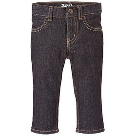 OshKosh B'gosh Baby Boys' Straight Jeans - River Dark (9 Months)