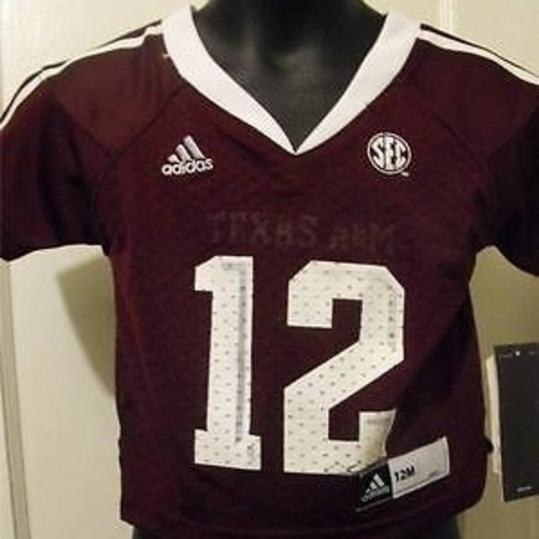 Month -with-flaws Adidas Jersey 33kz Texas Aggies 12 A amp;m