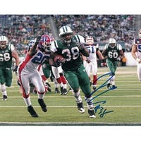 John Conner Autographed New York Jets 8x10 Photo