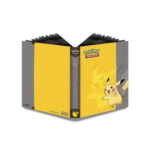 9-Pocket Pokemon Full-View Pro Binder: Pikachu Album