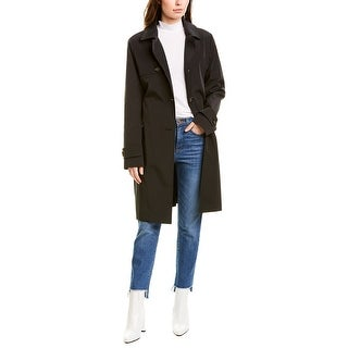 Link to Cinzia Rocca Icons Long Trench Coat Similar Items in Women's Outerwear